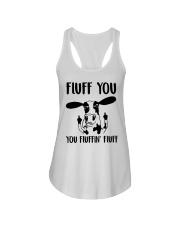 FLUFF YOU Ladies Flowy Tank thumbnail