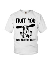 FLUFF YOU Youth T-Shirt thumbnail