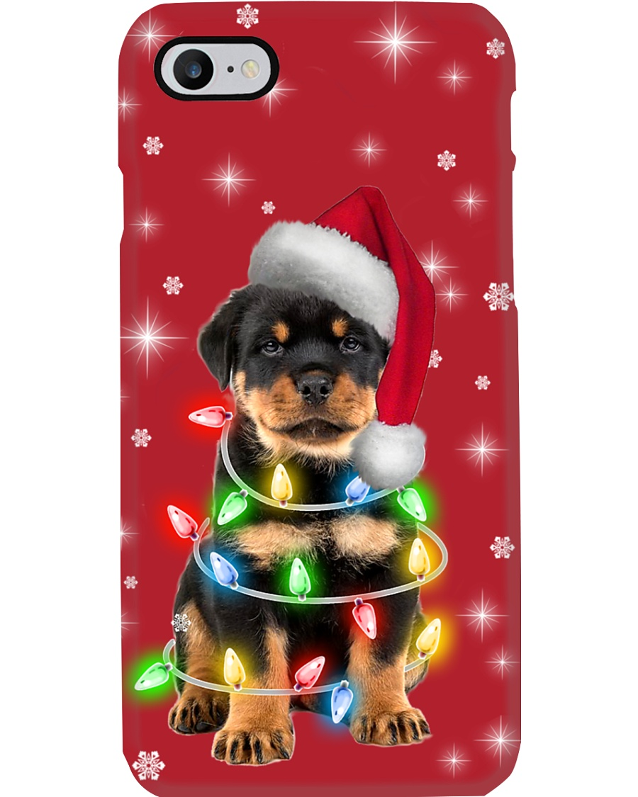 ROTTIE CHRISTMAS Phone Case