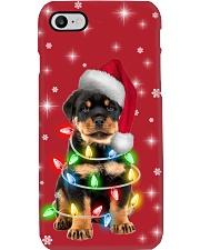 ROTTIE CHRISTMAS Phone Case i-phone-7-case