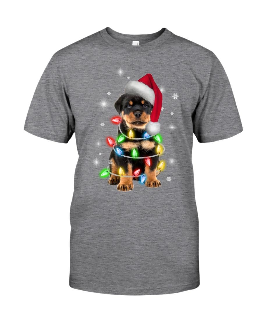 ROTTIE CHRISTMAS Classic T-Shirt