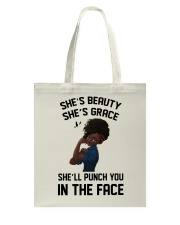 SHE'S BEAUTY - SHE'S GRACE Tote Bag thumbnail