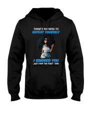 I IGNORED YOU Hooded Sweatshirt tile
