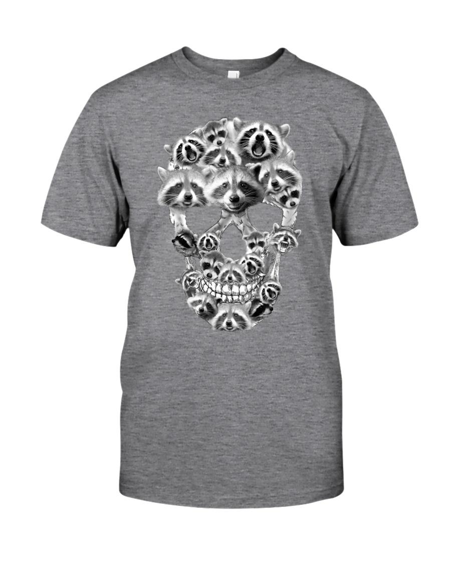 RACCOON SKLL Classic T-Shirt