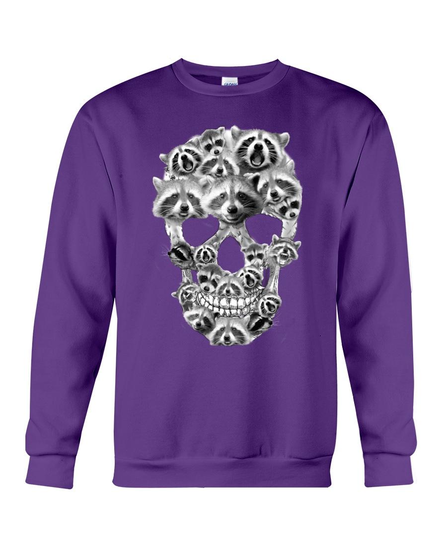 RACCOON SKLL Crewneck Sweatshirt