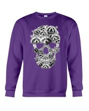 RACCOON SKLL Crewneck Sweatshirt front