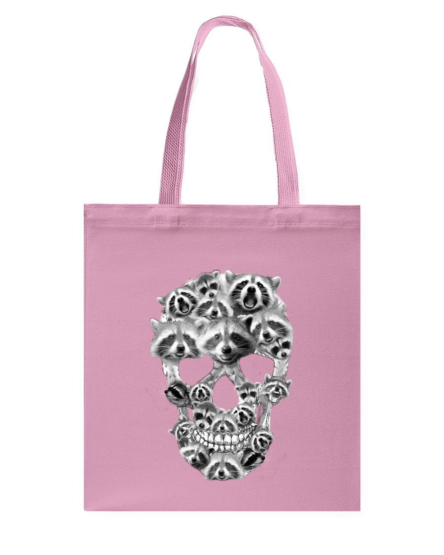 RACCOON SKLL Tote Bag showcase