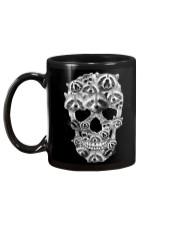 RACCOON SKLL Mug back