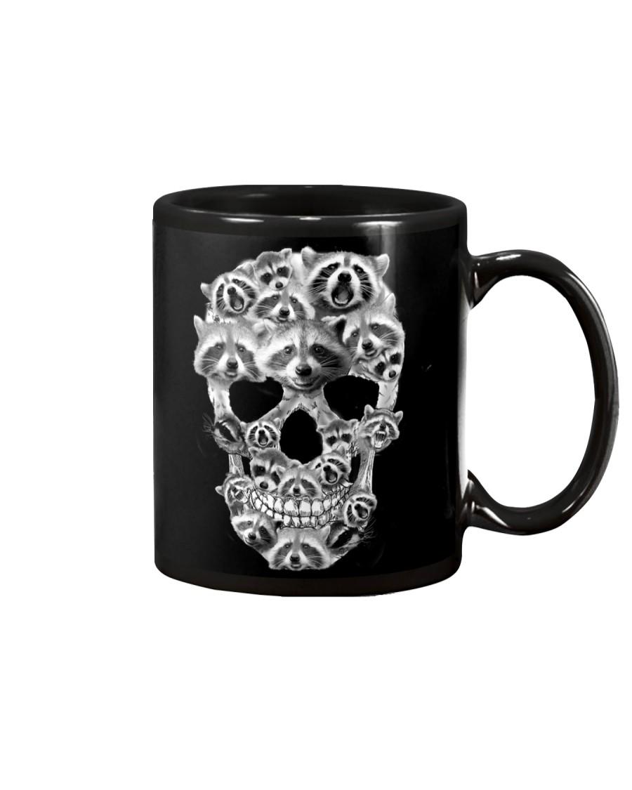 RACCOON SKLL Mug