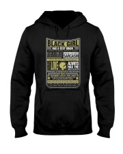 BLCK GIRL THING Hooded Sweatshirt thumbnail