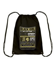BLCK GIRL THING Drawstring Bag thumbnail