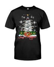 SHARK XMAS PINE Classic T-Shirt thumbnail