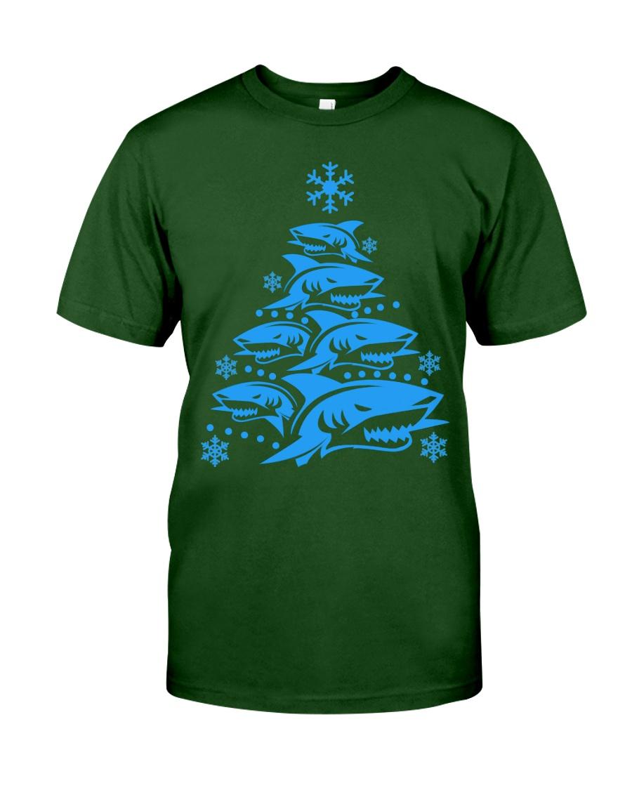 SHARK PINE Classic T-Shirt