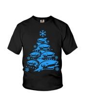 SHARK PINE Youth T-Shirt thumbnail
