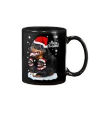 ROTTIE CHRISTMAS Mug thumbnail