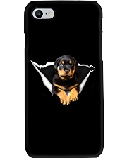 ROTTIES ON SHIRT Phone Case thumbnail