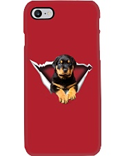 ROTTIES ON SHIRT Phone Case i-phone-7-case