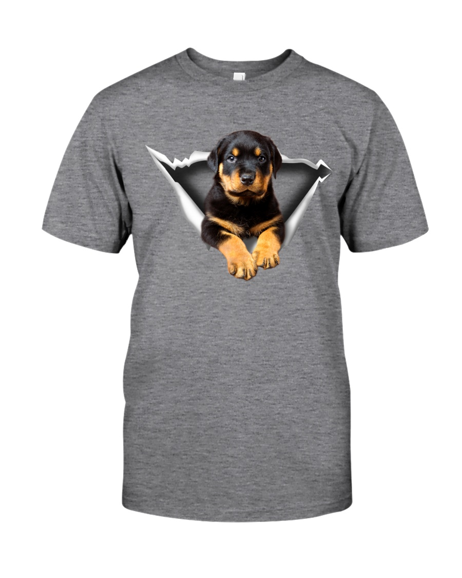 ROTTIES ON SHIRT Classic T-Shirt
