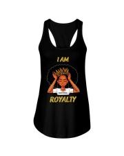 I AM ROYALTY Ladies Flowy Tank thumbnail