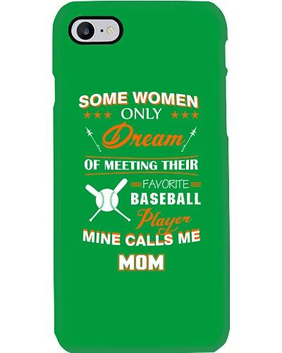 Mine call me mom baseball