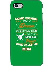 Mine call me mom baseball Phone Case i-phone-7-case