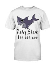 DADDY SHARK Classic T-Shirt tile