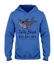 DADDY SHARK Hooded Sweatshirt front