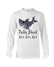 DADDY SHARK Long Sleeve Tee tile