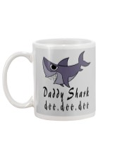 DADDY SHARK Mug back
