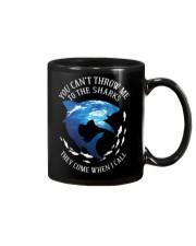 YOU CAN THROW ME Mug thumbnail