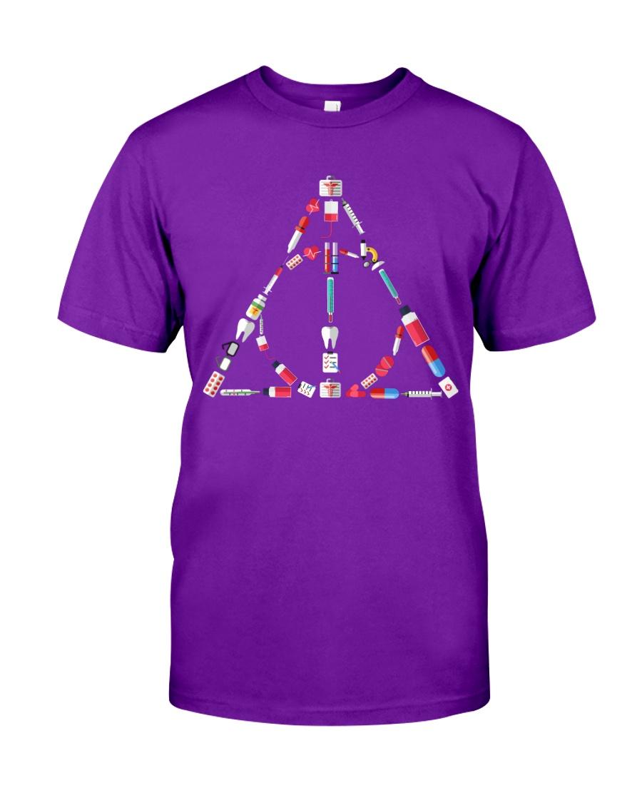 NURSING FUNNY Classic T-Shirt