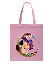 I LOVE BUTTERFLY TO THE MOON AND BACK Tote Bag front