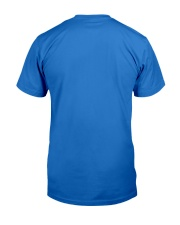 I LOVE BUTTERFLY TO THE MOON AND BACK Premium Fit Mens Tee back