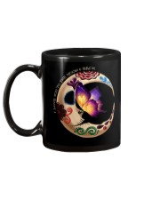 I LOVE BUTTERFLY TO THE MOON AND BACK Mug back