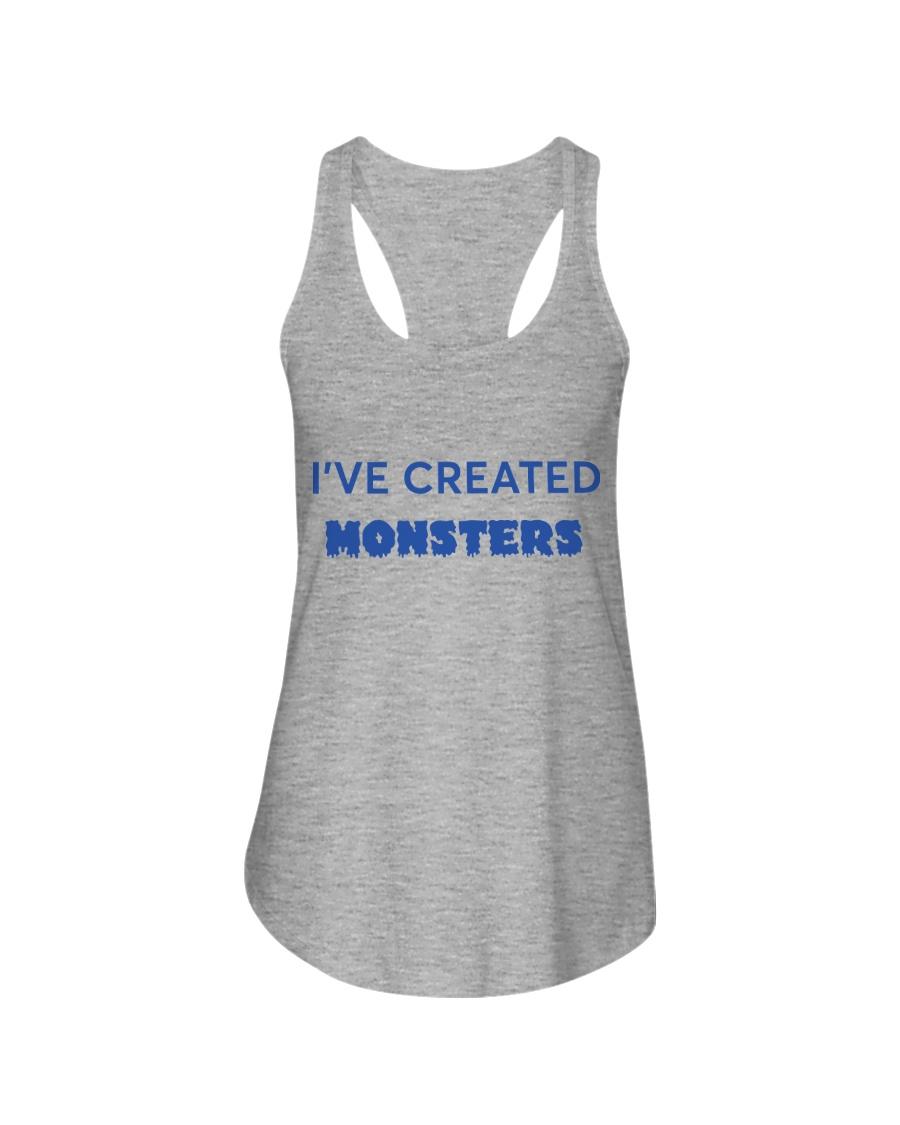 I'VE CREATED MONSTERS Ladies Flowy Tank