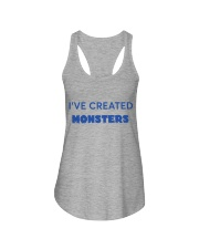 I'VE CREATED MONSTERS Ladies Flowy Tank front