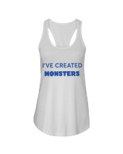 I'VE CREATED MONSTERS Ladies Flowy Tank thumbnail