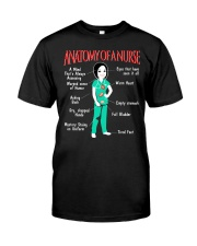 ANATOMY OF A NURSE Classic T-Shirt tile