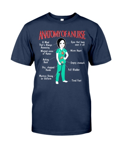 ANATOMY OF A NURSE
