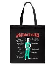 ANATOMY OF A NURSE Tote Bag thumbnail