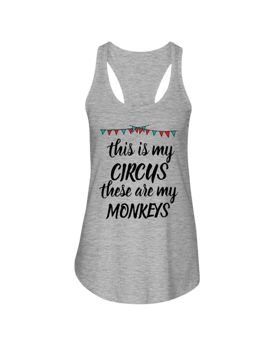 MY CIRCUS Ladies Flowy Tank