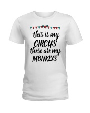 MY CIRCUS Ladies T-Shirt thumbnail