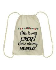 MY CIRCUS Drawstring Bag thumbnail