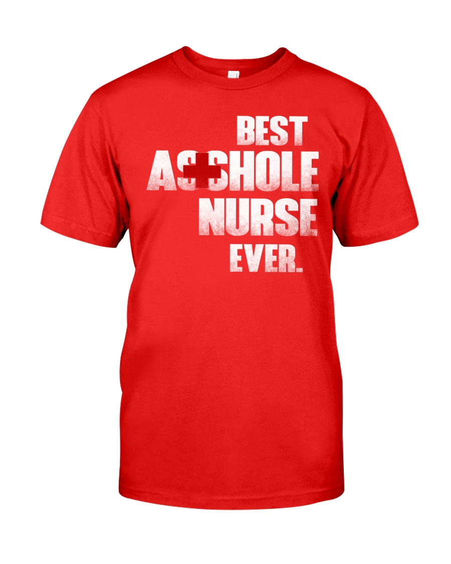I AM A NURSE Classic T-Shirt showcase