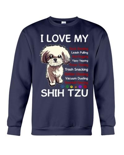 I LOVE SHIH TZU