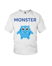 BOY MONSTER Youth T-Shirt front