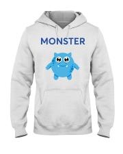 BOY MONSTER Hooded Sweatshirt thumbnail