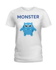 BOY MONSTER Ladies T-Shirt thumbnail