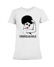 UNBREAKABLE Premium Fit Ladies Tee thumbnail