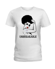 UNBREAKABLE Ladies T-Shirt thumbnail
